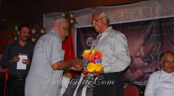 Mangaluru: Ashellon, Debut Konkani album by Roshan Rodrigues released