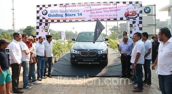 Mangaluru: MCRT 190 hosts BMW – Navnit Motors Guiding Stars – 2014, 4WD Treasure Hunt
