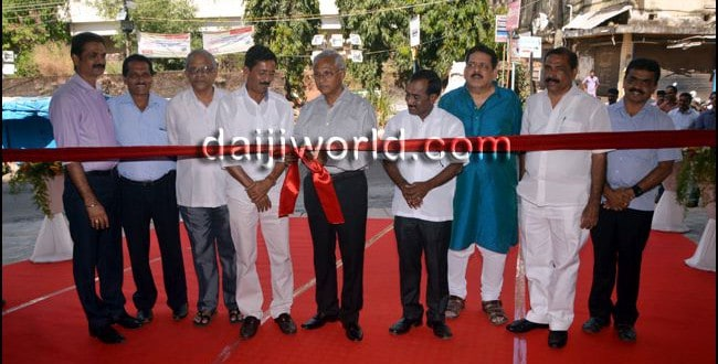 Mangaluru: Land Trades opens 'Aadheesh Avenue' at MG Road