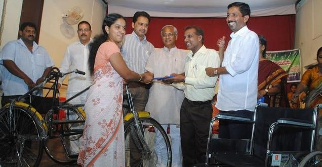 'World Disability Day' observed in Mangaluru