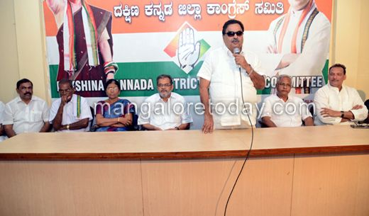 District Congress observes 130th Foundation Day of INC