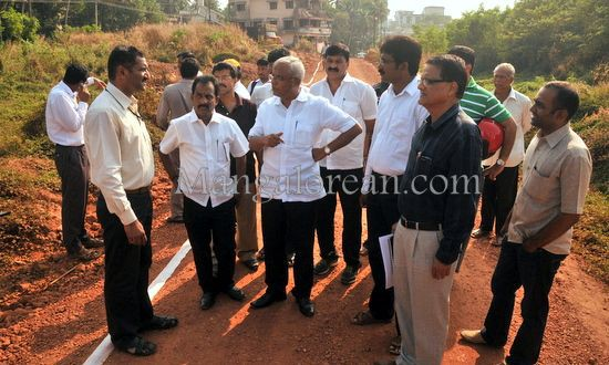 Mangaluru: Central Bus Stand at Pumpwell will be built Soon – MLA J R Lobo