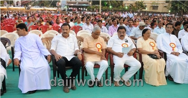 Bantwal: Platinum jubilee celebrations of Loretto Church conclude on high note