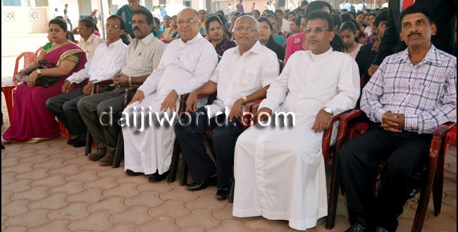 Mangaluru:Padua College celebrates annual day