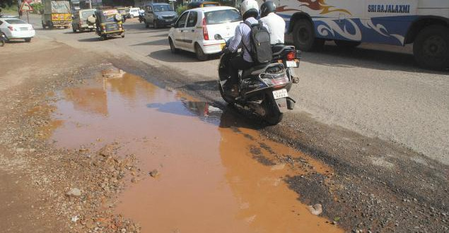 St. Agnes Circle-Mallikatta Junction Road to be concreted in two months: MLA