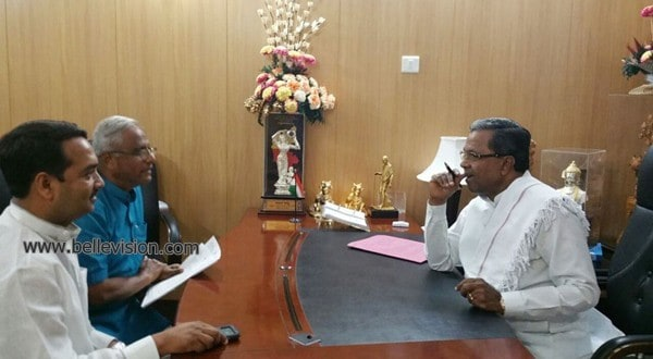 Lobo meets CM, seeks action against the kidnap of nun, end to moral policing