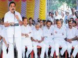 Cong protests Centre's move on Land Acquisition Act