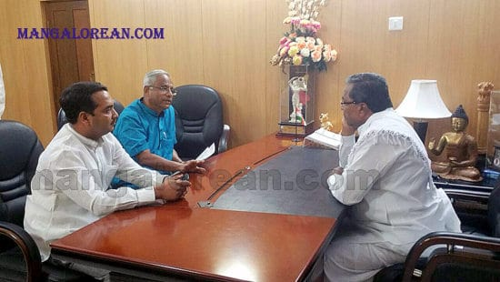 Mangaluru: MLA Lobo meets CM, seeks action against the kidnap of nun and end to moral policing