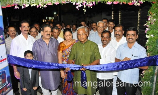 Mangaluru: MLA J R Lobo inaugurates completed project, Land Trades 'Parin'