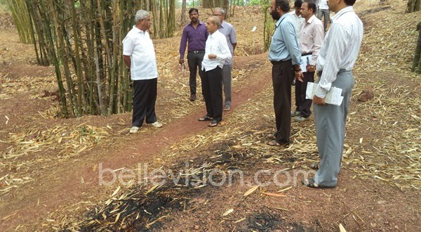 Mangaluru: MLA J R Lobo reviews ongoing development works at Pilikula Nisargadhama