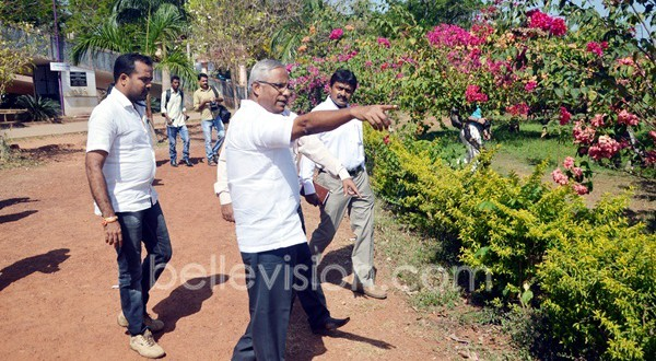 Mangaluru: MLA J R Lobo asserts Kadri Park to be developed like Pilikula Nisargadhama
