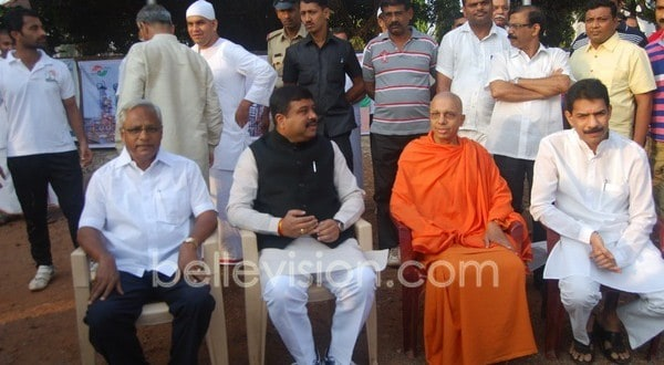 Ramakrishna Mission carries out Swacch Mangaluru on 10th consecutive Sunday