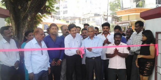 Mangaluru: MLA J R Lobo inaugurates newly-developed Vishranti Church cemetery, Mannagudda
