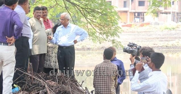 Mangaluru: Rs one crore released for Gujjarakere lake development