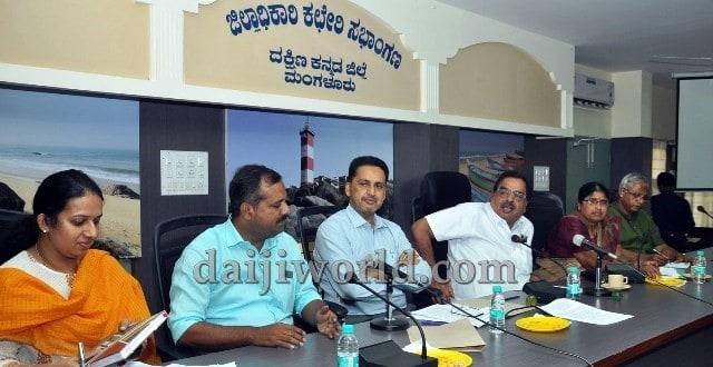 District admin ready to tackle water scarcity: Ramanath Rai