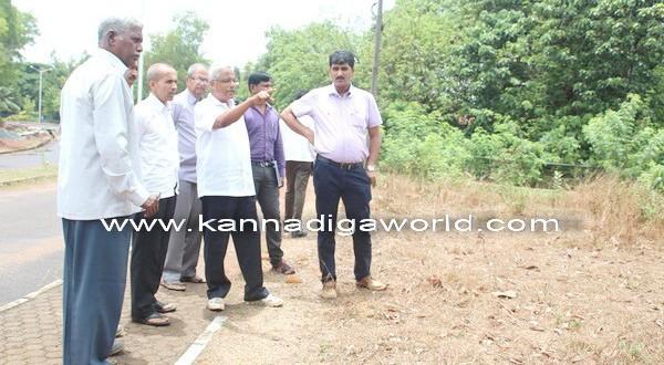 Developmental works at Pilikula Nisarga Dhama inspected by MLA JR Lobo