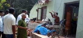 House collapses in Maroli, MLA Lobo promises monetary help in three days