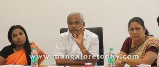 Mangaluru : Officials told to attend to rain hazards urgently