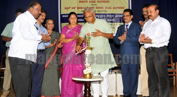 Mangaluru: Bringing Awareness of Govt Welfare Schemes is need of the hour – J R Lobo