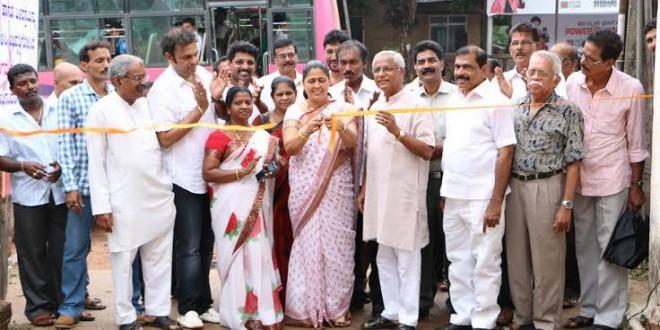 Mangaluru: Newly-concreted Kottara Cross Road inaugurated
