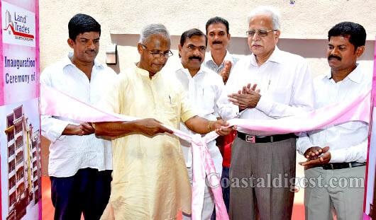 Land Trades' Rehoboth Inaugurated