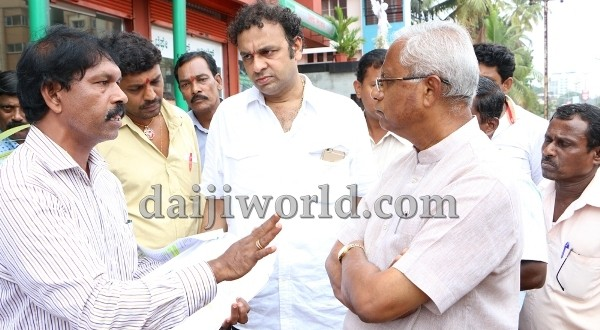 Mangaluru: J R Lobo asks HPCL to help dealer reopen petrol bunk