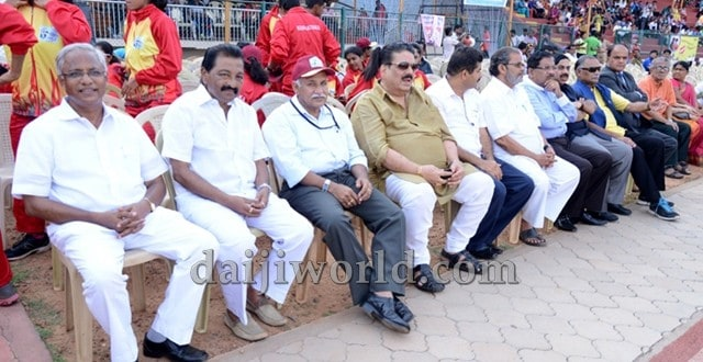 Mangaluru: 19th Federation Cup off to a brilliant start; Sunil Shetty star attraction