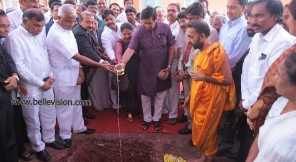 M'luru: Foundation laid to develop Court Road @ Rs 11 crore