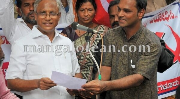 Mangaluru: Flats will be Provided to around 900 Homeless People in Kannur Within 2 years – MLA Lobo