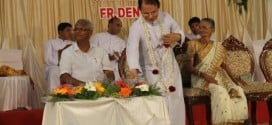 Udupi : Silver Jubilee of Priestly Ordination of Rev Fr. Denis D'Sa PRO of Udupi Diocese celebrated