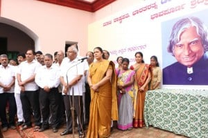JR Lobo organises condolence meet to pay homage to APJ