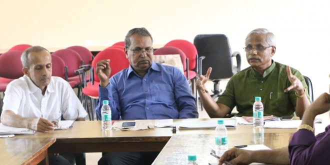 Pilikula Janapadha Loka project discussion