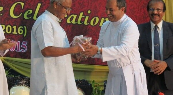 Mangaluru: St Aloysius Evening College Clelbrates Golden Jubilee