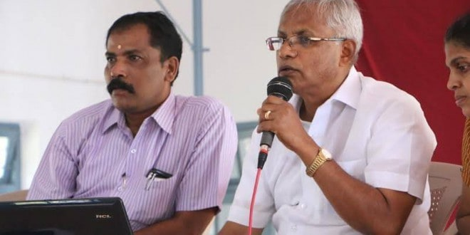 Mangaluru: MLA J R Lobo reviews results of SSLC, emphasis on quality education