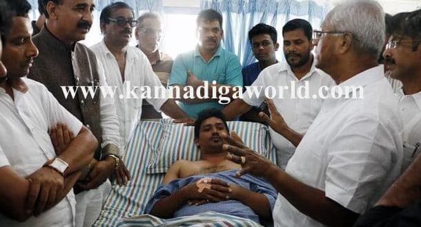 Attavara assault case- Stringent actions against the accused irrespective of religion: MLA J R Lobo