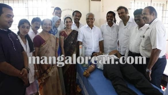 Mangaluru: Service to the People Will Strengthen the Party – MLA J R Lobo