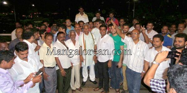 MLA J R Lobo Receives Rousing Welcome at MIA on being Nominated as Chairman of BC and MWC