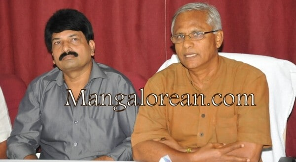 If Yettinahole River Diversion Project Harms DK, I Will Not Support it – MLA J R Lobo