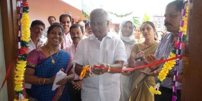 M'luru: MLA J R Lobo inaugurates new building at Nalyapadav Govt High School, Shaktinagar