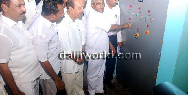 Mangaluru: J R Lobo inaugurates electric crematorium at Boloor