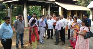 Mangaluru: MLA J R Lobo advises civic officials to develop Nandigudda crematorium as model