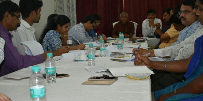 ಶಾಸಕ ಜೆ.ಆರ್.ಲೋಬೊ ಅವರು ನೀರಿನ ಟಾಸ್ಕ್ ಫೋರ್ಸ್ ಸಭೆಯನ್ನು ನಡೆಸಿದರು