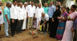 MLA Lobo initiates restoration works of 8 lakes in Mangaluru