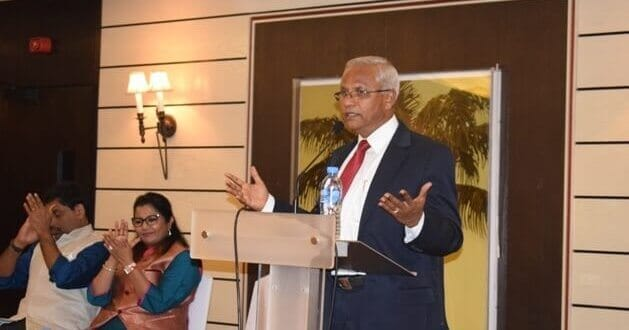 Doha: Lobo interacts with NRIs, says he believes in politics of development