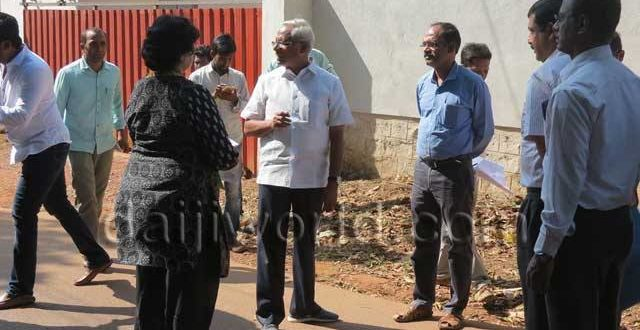 Mangaluru: Rs 4. 05 crore for widening of Kankanady Railway Station Road – J R Lobo