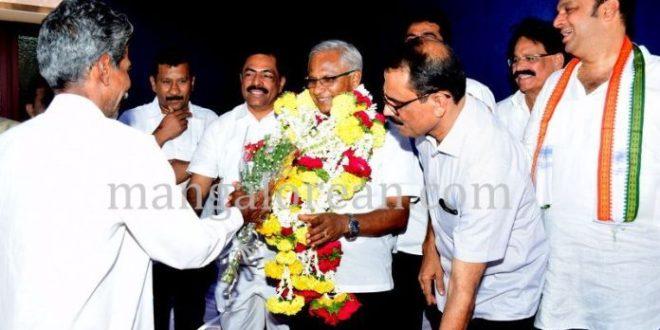 MLA Lobo Fulfills 50 Years Long Pending Kulshekar-Saripalla Road Concrete Work