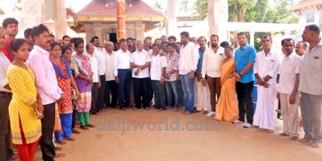 Mangaluru: Clean image, development work to be J R Lobo's trump card this election